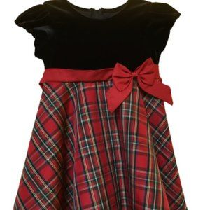 Goodlad Girls Plaid Dress